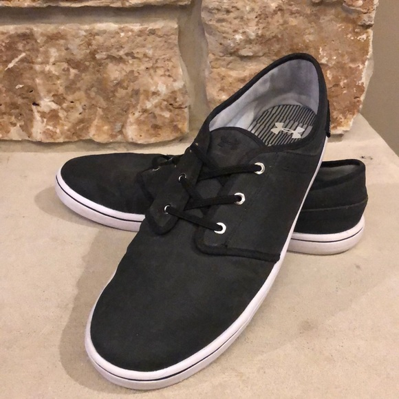 Men's Under Armour Slip-on Canvas Shoes